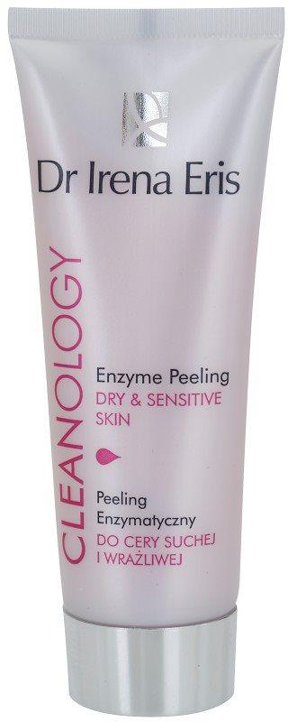 Dr Irena Eris Cleanology exfoliant enzymatique pour peaux sensibles et sèches