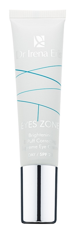 Dr Irena Eris Eyes Zone rozjasňujúci očný krém proti opuchom a tmavým kruhom SPF 20