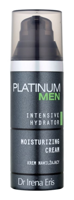 Dr Irena Eris Platinum Men Intensive Hydrator crème hydratante visage et contour des yeux