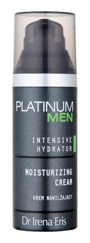 Dr Irena Eris Platinum Men Intensive Hydrator hydratační krém na obličej a oční okolí