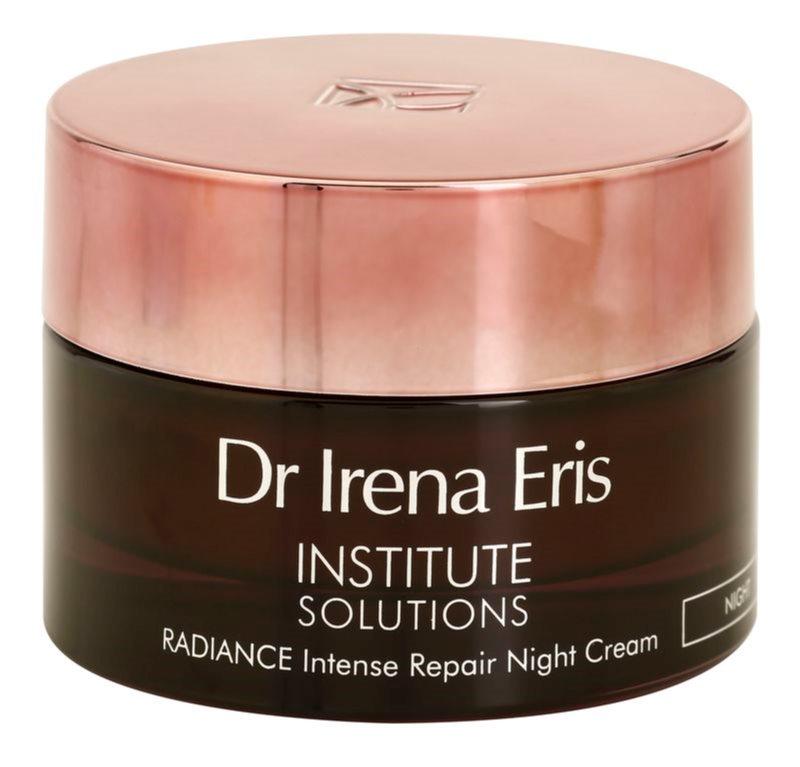 Dr Irena Eris Institute Solutions Radiance regenerierende Nachtcreme zur Verjüngung der Gesichtshaut