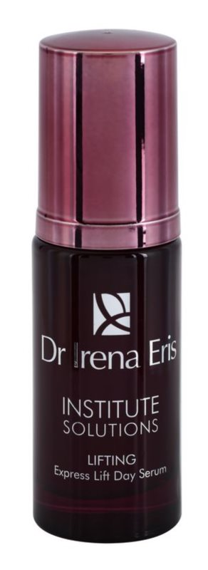 Dr Irena Eris Institute Solutions Lifting sérum visage effet lifting instantané