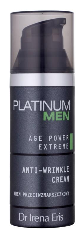 Dr Irena Eris Platinum Men Age Control lift crema de fata pentru fermitate pentru ten matur