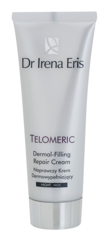 Dr Irena Eris Telomeric 60+ crème de nuit anti-rides profondes