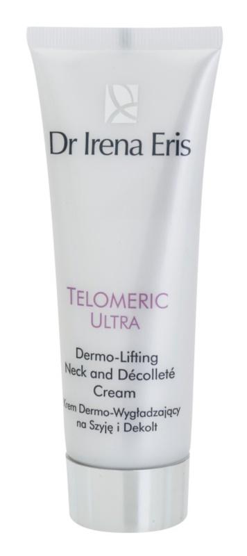 Dr Irena Eris Telomeric Ultra 70+ crème liftante cou et décolleté