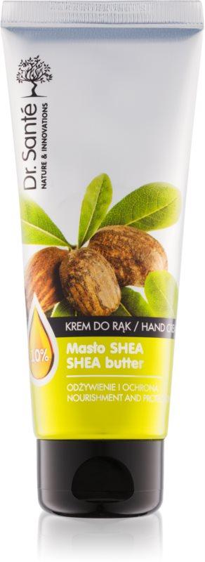 Dr. Santé Shea Butter crema protectoare pentru maini unt de shea