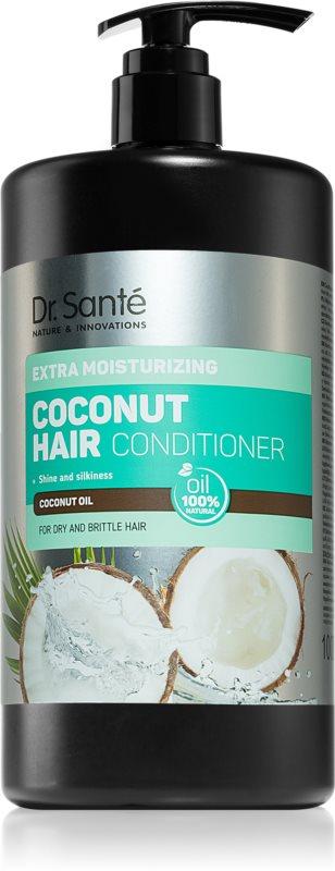 Dr. Santé Coconut kondicionér pre suché a slabé vlasy