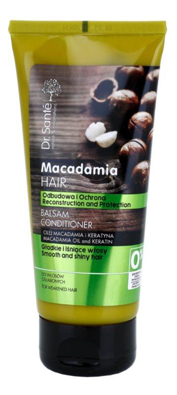 Dr. Santé Macadamia Conditioner für geschwächtes Haar