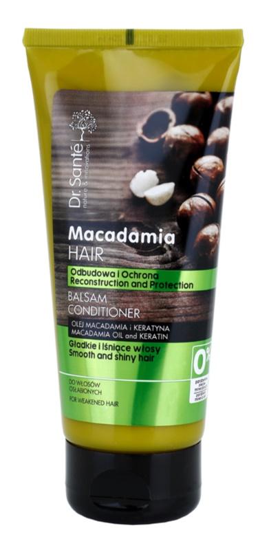 Dr. Santé Macadamia Conditioner  voor futloos haar