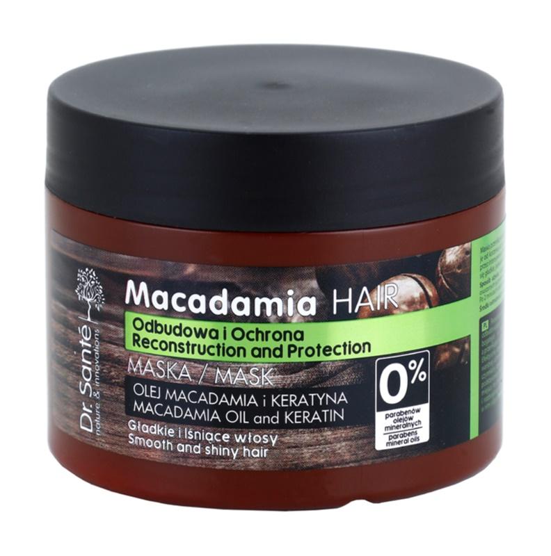 Dr. Santé Macadamia Creme-Maske für geschwächtes Haar