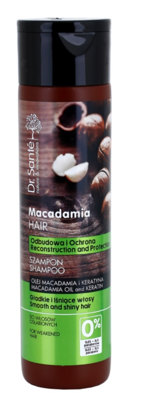 Dr. Santé Macadamia Shampoo For Weak Hair