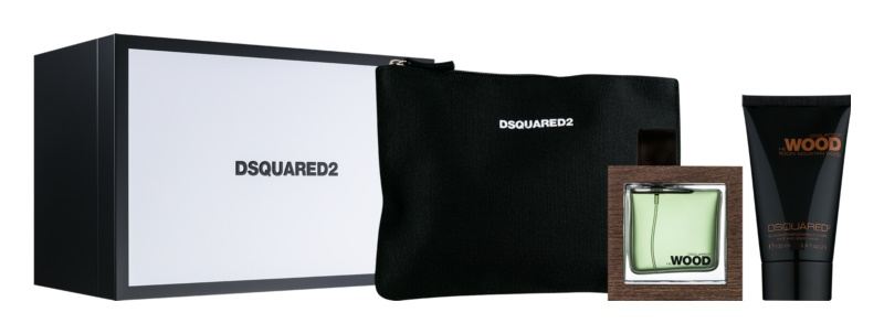 Dsquared2 He Wood Rocky Mountain coffret cadeau III.