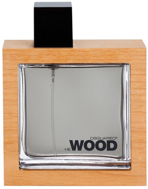 Dsquared2 He Wood eau de toilette per uomo 100 ml