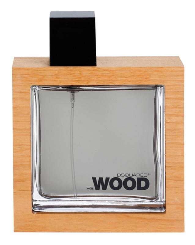 Dsquared2 He Wood Eau de Toilette voor Mannen 100 ml