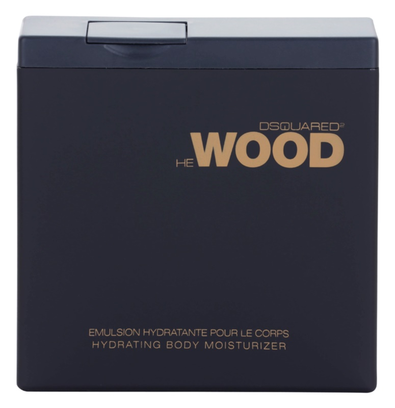 Dsquared2 He Wood Body Lotion for Men 200 ml