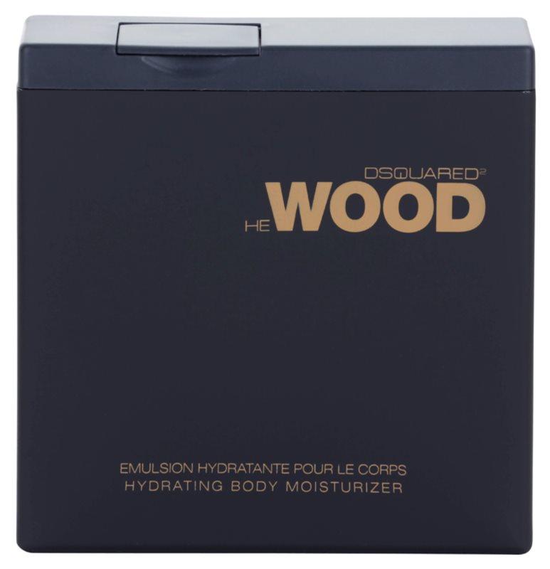 Dsquared2 He Wood tělové mléko pro muže 200 ml