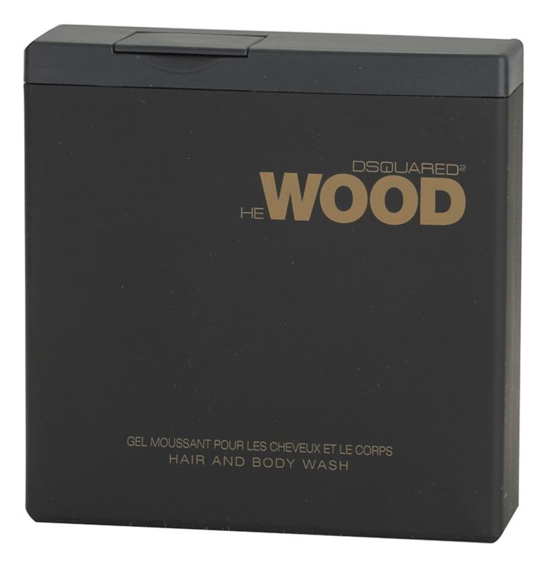 Dsquared2 He Wood gel de dus pentru barbati 200 ml
