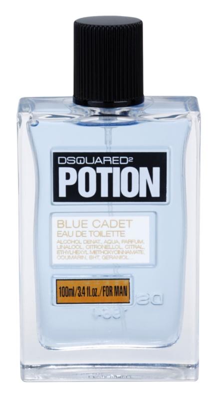Dsquared2 Potion Blue Cadet woda toaletowa dla mężczyzn 100 ml