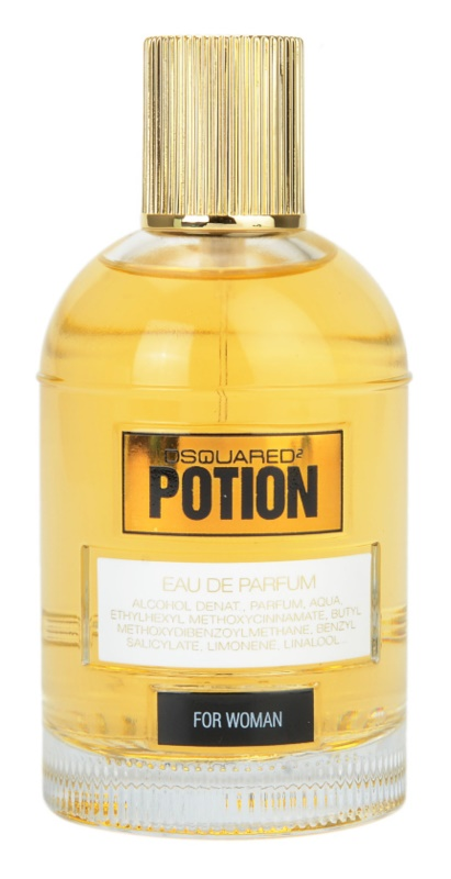 Dsquared2 Potion Eau de Parfum voor Vrouwen  100 ml
