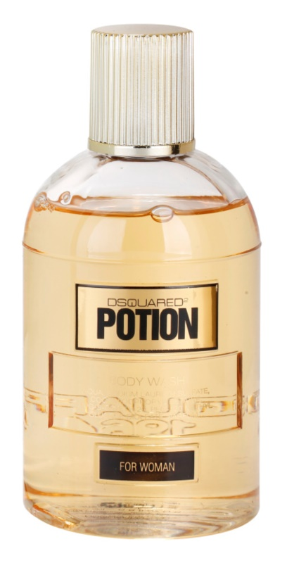 Dsquared2 Potion gel douche pour femme 200 ml