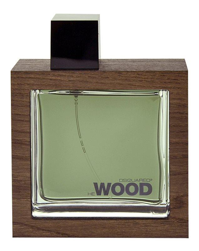 Dsquared2 He Wood Rocky Mountain eau de toilette pour homme 100 ml