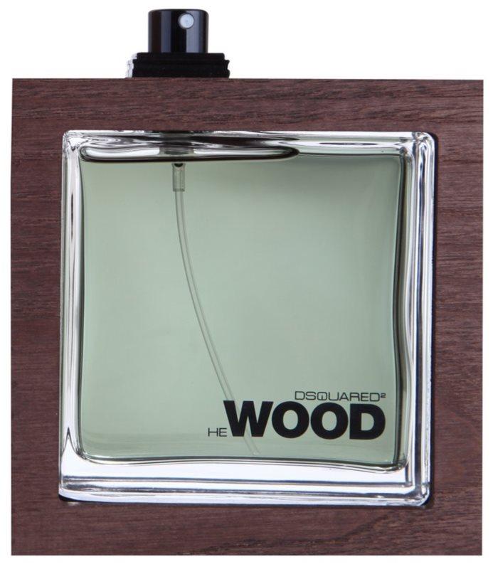Dsquared2 He Wood Rocky Mountain woda toaletowa tester dla mężczyzn 100 ml