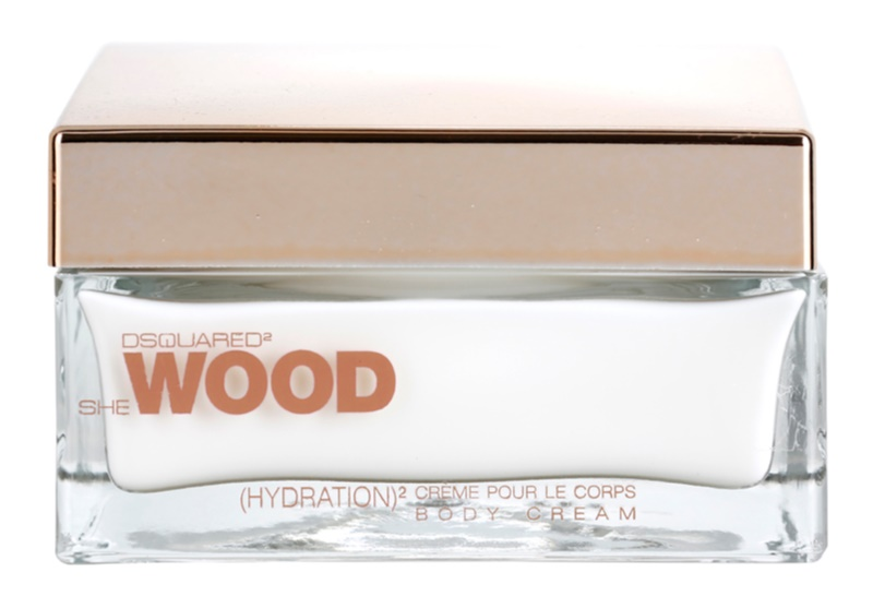 Dsquared2 She Wood Body Cream for Women 200 ml