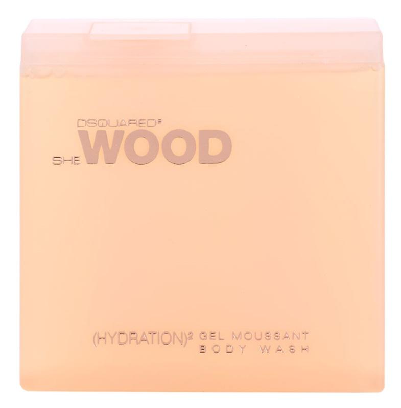 Dsquared2 She Wood Douchegel voor Vrouwen  200 ml
