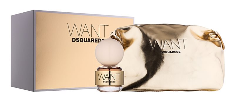 Dsquared2 Want Gift Set I.
