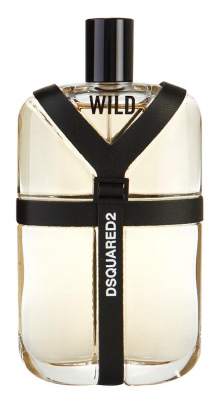 Dsquared2 Wild toaletní voda pro muže 100 ml