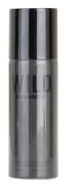 Dsquared2 Wild deospray pro muže 100 ml