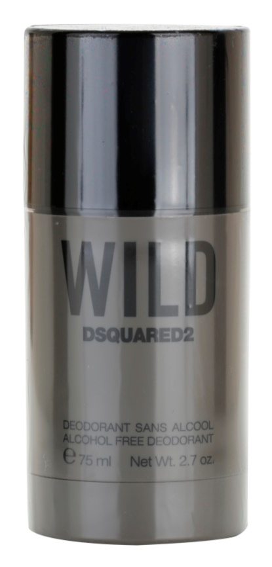 Dsquared2 Wild dédorant stick pour homme 75 ml