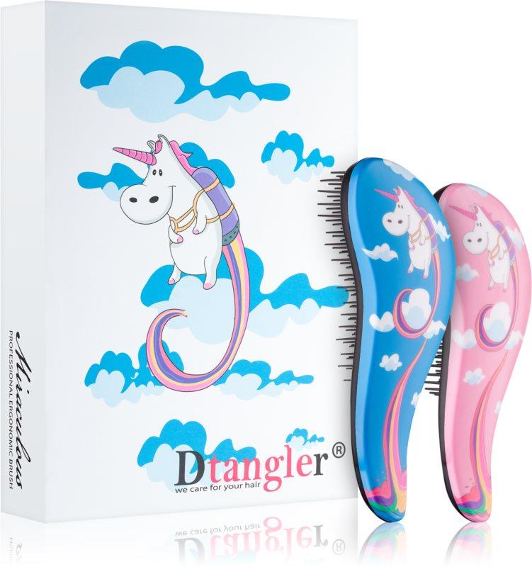 Dtangler Unicorn kozmetika szett I.