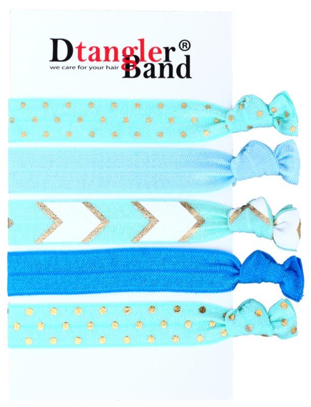 Dtangler DTG Band Set gumičky do vlasov 5 ks