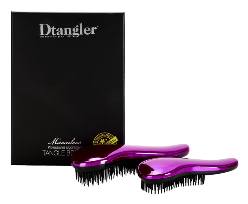 Dtangler Miraculous lote cosmético IV.