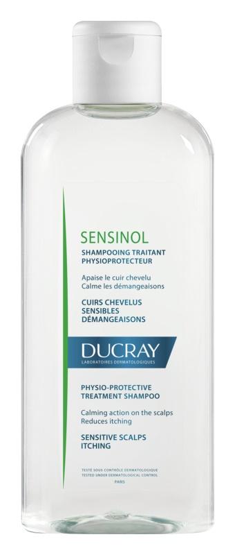 Ducray Sensinol fyziologický ochranný a upokojujúci šampón