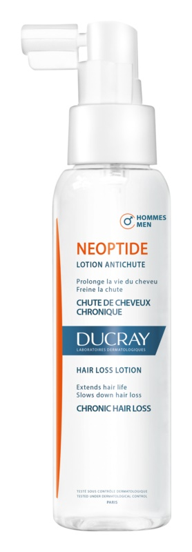 Ducray Neoptide raztopina pri izpadanju las za moške