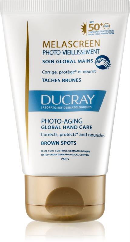 Ducray Melascreen tratament complex pentru mâini SPF 50+ impotriva petelor