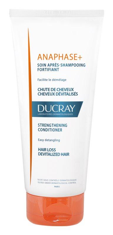 Ducray Anaphase + подсилващ балсам против косопад