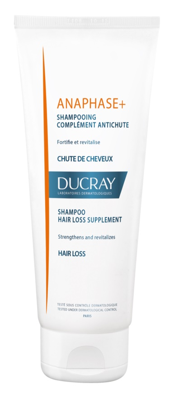 Ducray Anaphase + champô fortalecedor e revitalizante anti-queda