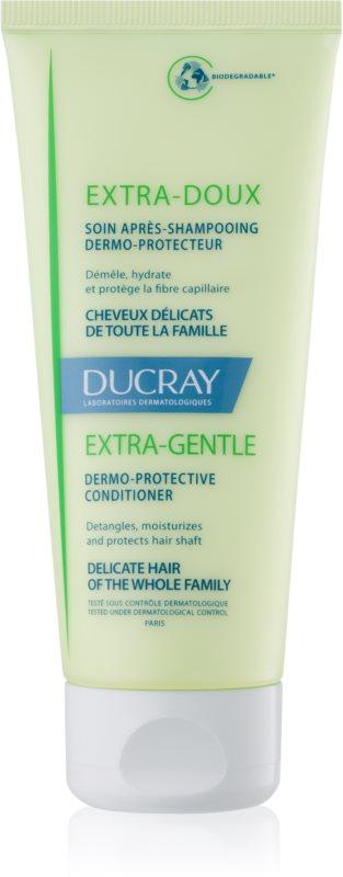 Ducray Extra-Doux jemný kondicionér pre časté umývanie vlasov
