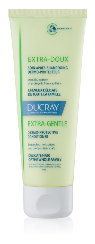Ducray Extra-Doux zartes Conditioner für häufiges Haarewaschen