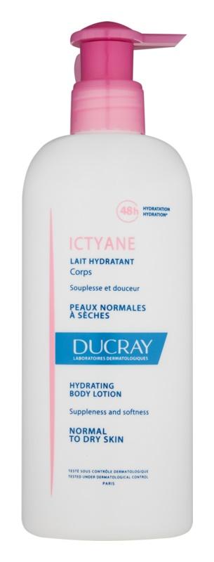 Ducray Ictyane hidratáló testápoló tej normál és száraz bőrre