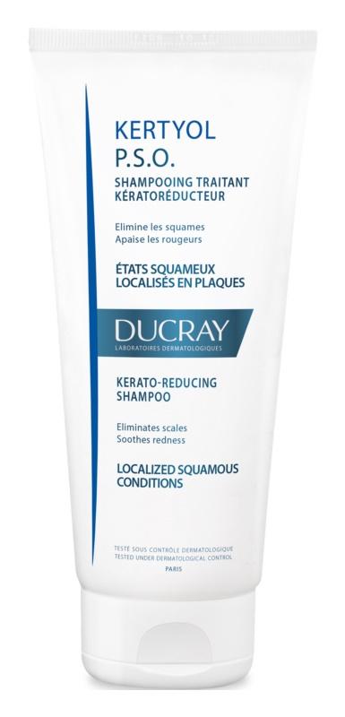 Ducray Kertyol P.S.O. Gentle Shampoo Against Dandruff