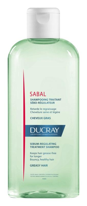 Ducray Sabal Shampoo For Oily Hair