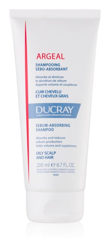 Ducray Argeal šampón pre mastné vlasy