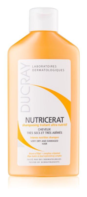 Ducray Nutricerat поживний шампунь для сухого волосся