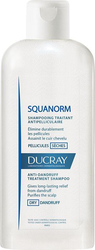 Ducray Squanorm šampón proti suchým lupinám
