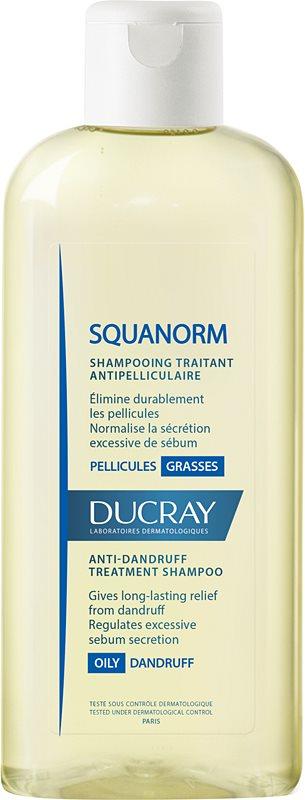 Ducray Squanorm Shampoo  tegen Vette Schilfers