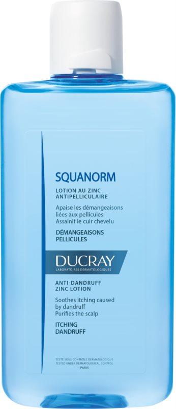 Ducray Squanorm roztok proti lupům